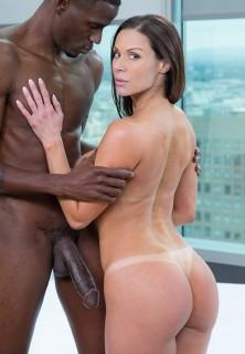 MILF Kendra Lust visits Blacked