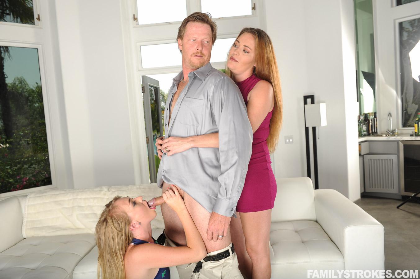 family pov porn
